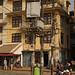 Electricity lines in Kathmandu