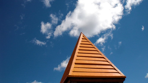 play structure and clouds 04.13.09 | by timlewisnm