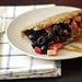 Raw Fruit Crepes