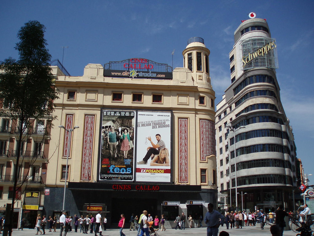Gran Via  Spa Hotel Madrid