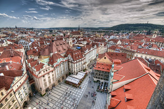 The sky over Prague / Il cielo sopra Praga | by Fil.ippo