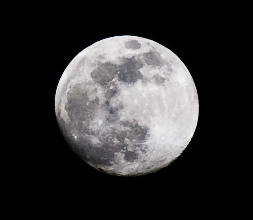 Mooning Over New Missoni: Tonight's Full Moon. I Was