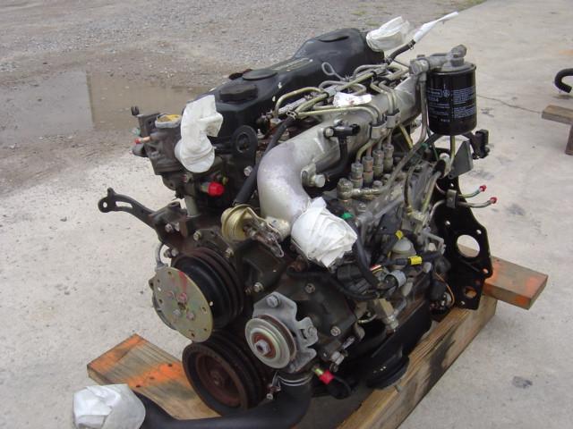 Mitsubishi Fuso Fe Diesel Engine 4d34 3at3b 2001 Used Flickr