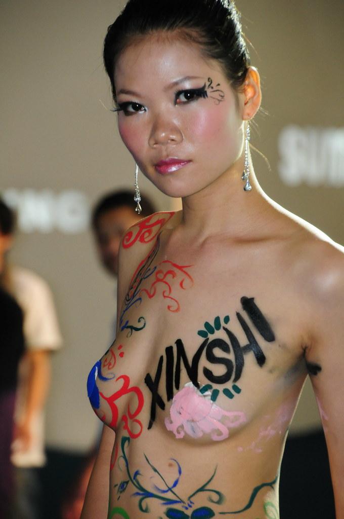 Body Paint Festival Sex