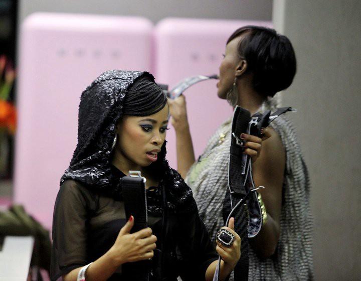 Peo aka Miss P - Botswana's Big Brother Africa 6 - Amplifi ...