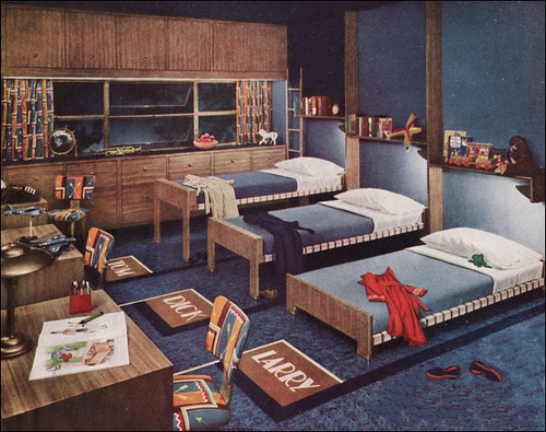 1945 boys bedroom by armstrong flickr photo sharing