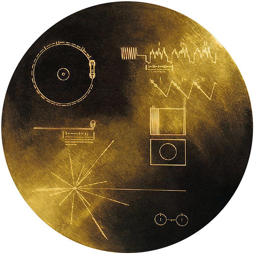 The Golden Record | by On Being
