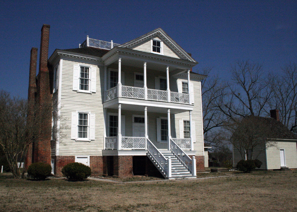 Hope Plantation Restored Home Of Former North Carolina