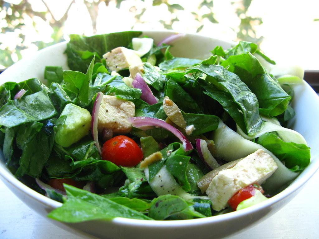 Вкусные салаты для кормящих мам рецепты