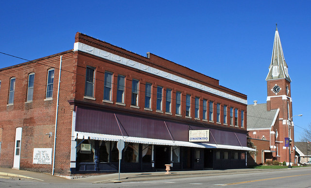 Mount Olive Il Business District 6 Of 12 Another Old C Flickr Photo Sharing