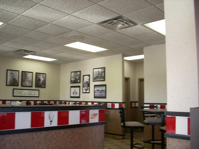 Kfc interior flickr photo sharing
