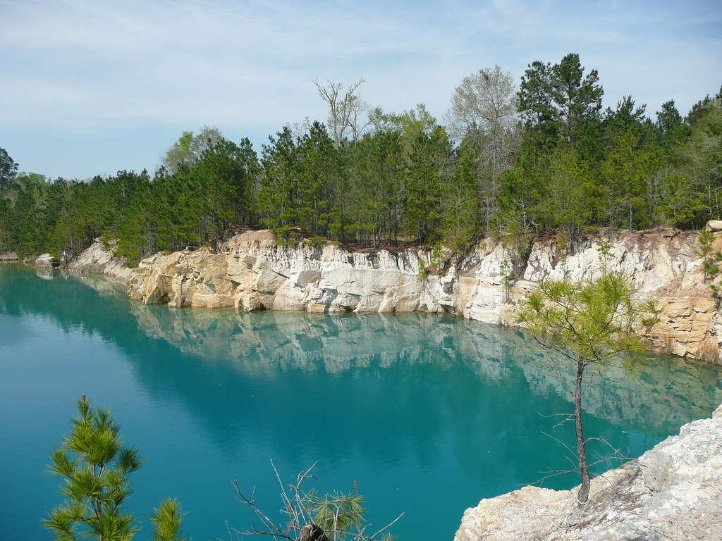 Blue Hole The Blue Hole In Angelina County Texas