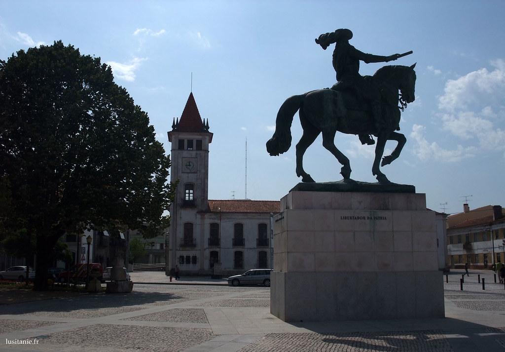 Le comte de Cantanhede, Marquis de Marialva, héros de la résistance portugaise à l'occupation espagnole
