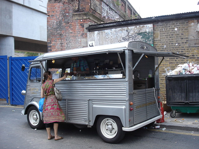 Food Truck Used Cost