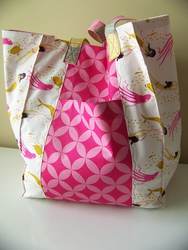 Jane Market Bag | by TheCraftJunky