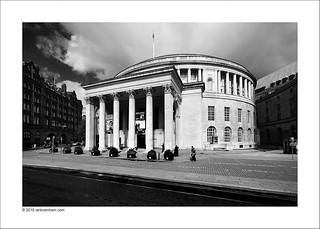 Manchester Central Library | by Ian Bramham