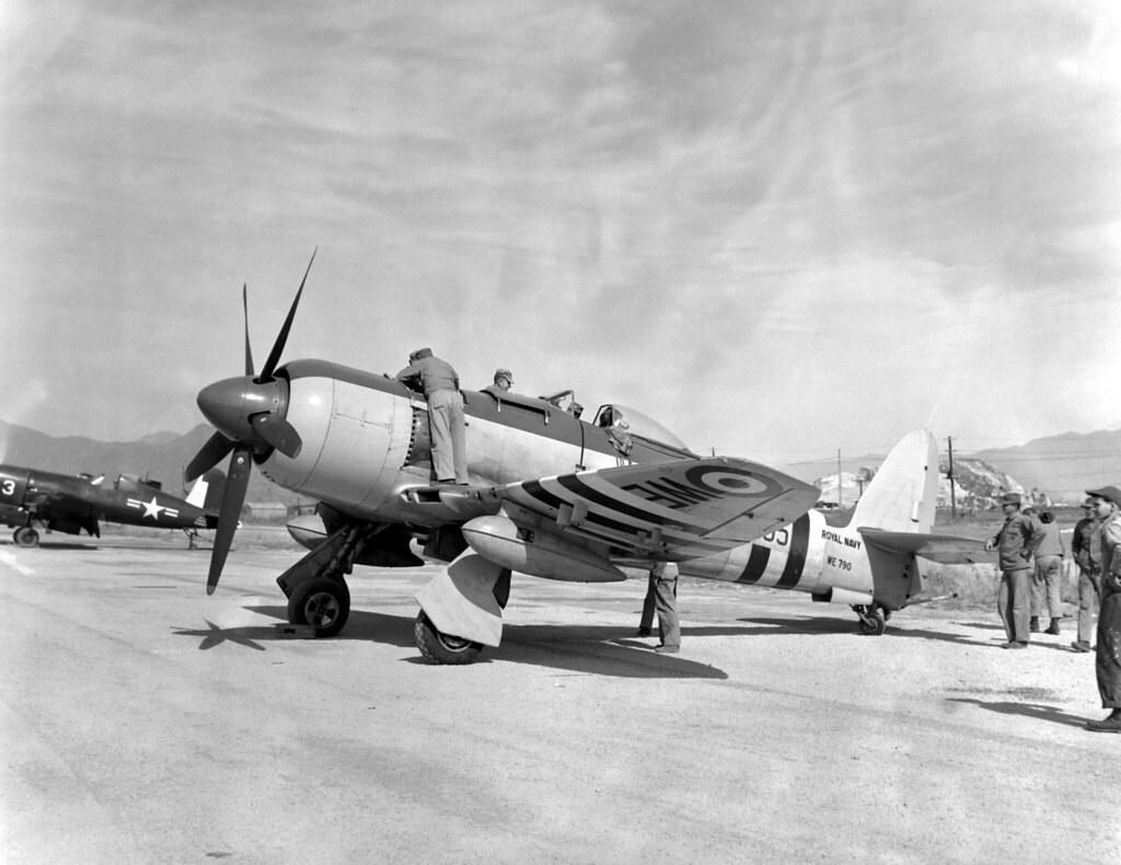 Korean War Aircraft Korean War