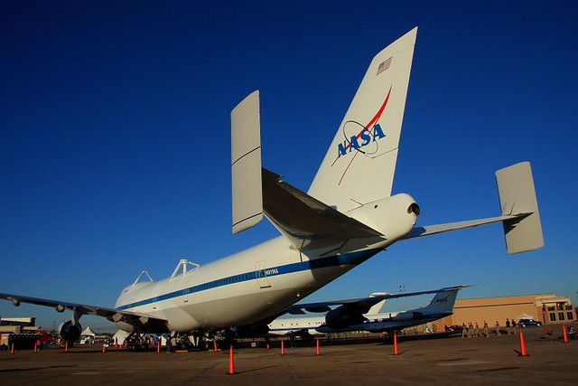 Boeing 747 Nasa Space Shuttle Carrier - 7 | Wings Over ...