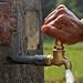 A water tap in Kaski, Nepal