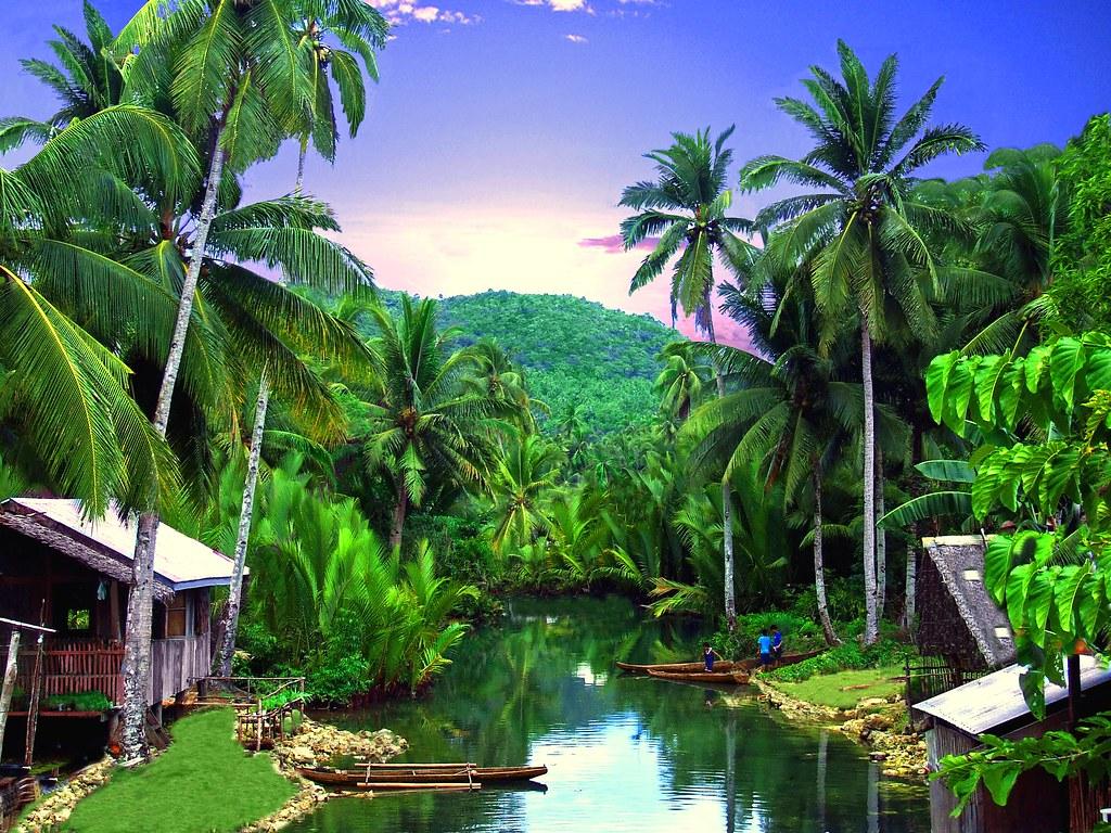 Siargao Island-Mindanao-Philippines
