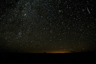 Billions and Billions of Stars and a Perseid Too! | by Fort Photo