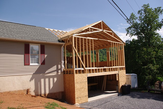 Building Home Additions Plans
