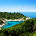 (98) Turquoise heart (Sithonia, Chalkidiki, Greece)