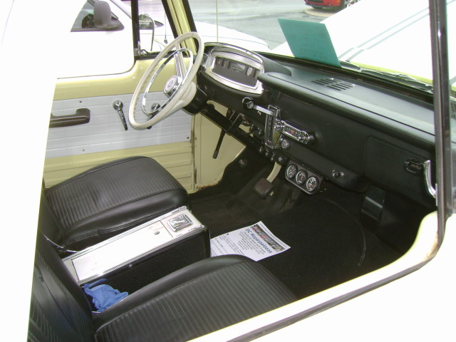 1967 Dodge D 100 Custom Interior Chrysler Product Owners