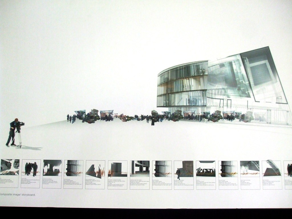 Planning and architecture student design work uwe for Architecture student