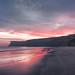 Sun rise over Saltburn 3