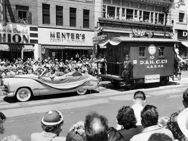kansas city centennial 1950 kansas city centennial celeb flickr. Black Bedroom Furniture Sets. Home Design Ideas