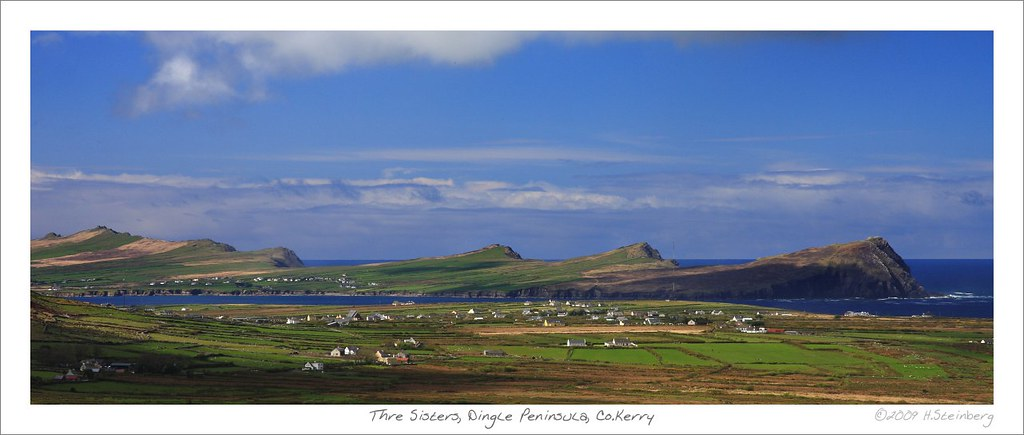 The Three Sisters, Dingle | I am just back from almost two ...