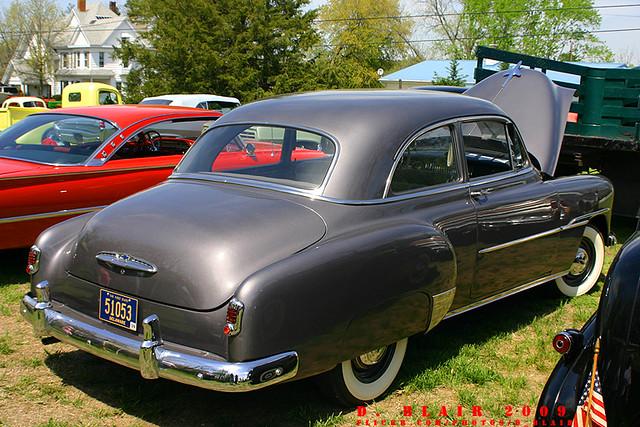 1951 chevy 2 door sedan d blair flickr for 1951 chevy 2 door coupe