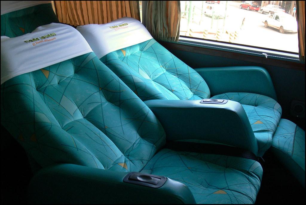 Bus Travel Class 2 Cama Ejecutivo Via Bariloche Argenti