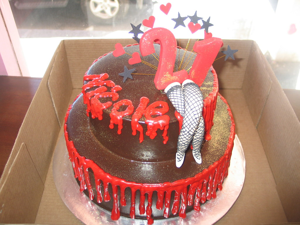 Rocky Horror  Tier Cake