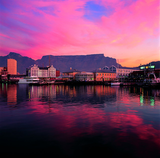 Cape Town Waterfront The Table Bay Hotel Flickr Photo Sharing