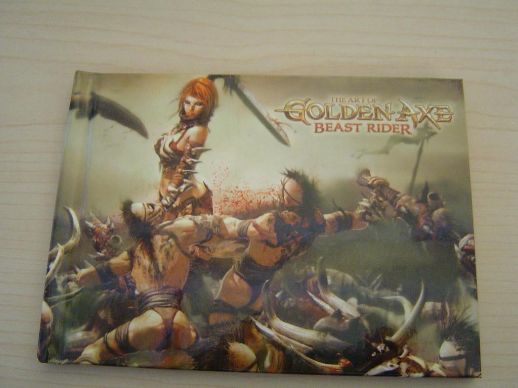 Golden Axe Beast Rider Wallpaper Golden Axe Beast Rider Art