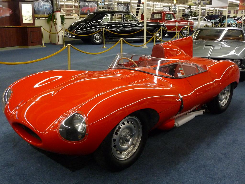 Jaguar D Type Jaguar From The Imperial Auto Collection