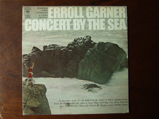 Erroll Garner Concert By The Sea Explore Piano Piano