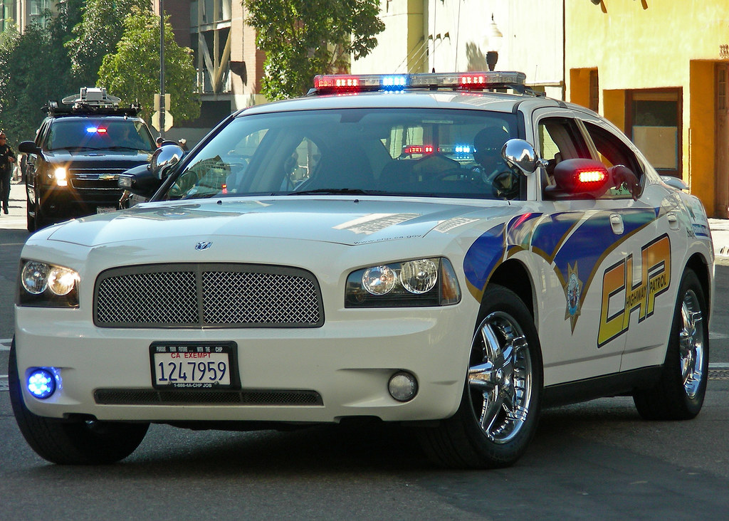 Chp Charger Dodge Charger Of The California Highway