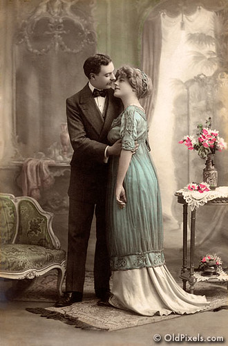 Victorian Romance 3 Of 5 Victorian Romance Couple In
