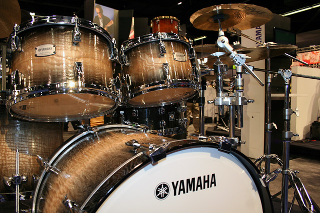 Yamaha drums 13 flickr for Yamaha portable drums