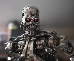 Terminator Cinemaquette T-800 #371 | by bernov69