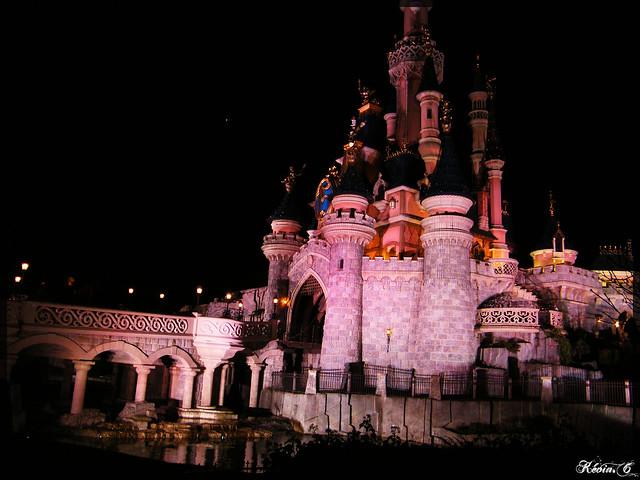 Disneyland Paris Decor Western Petit Train