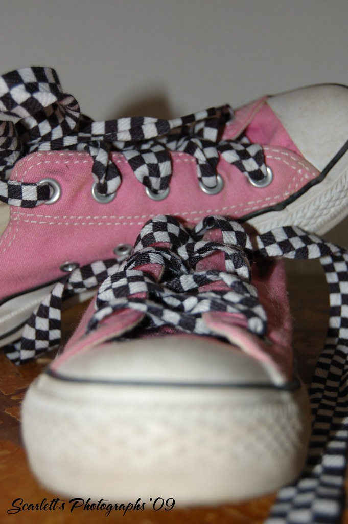 New Shoe Laces Play School