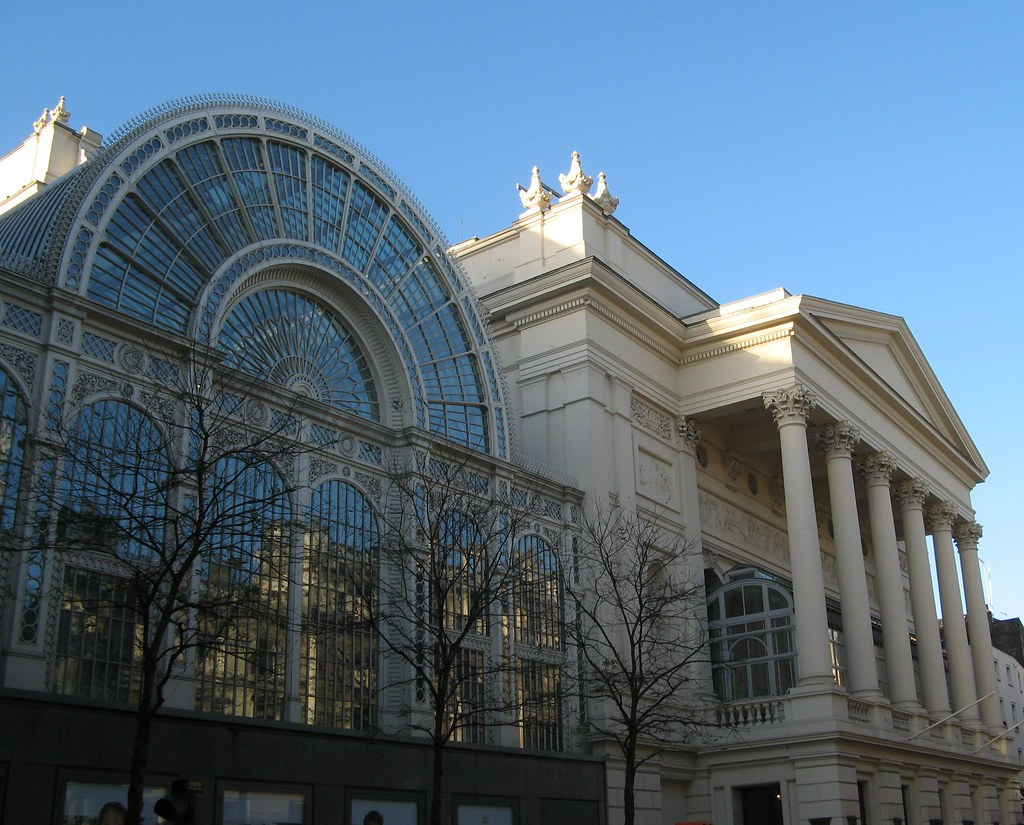 Royal Opera House Floral Hall Covent Garden London Flickr