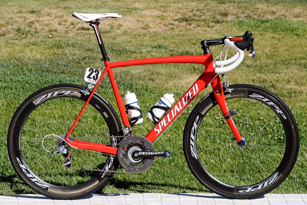 all sizes jens voigt 39 s saxo bank specialized tarmac sl3 american flyers edition flickr. Black Bedroom Furniture Sets. Home Design Ideas