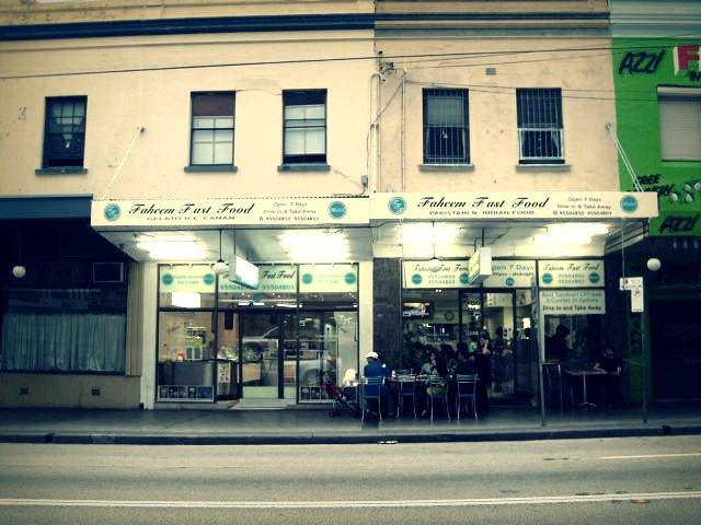 Indian Fast Food Sydney