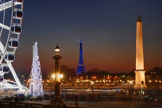 Paris - Eiffel Tower at Christmas time | by GlobeTrotter 2000