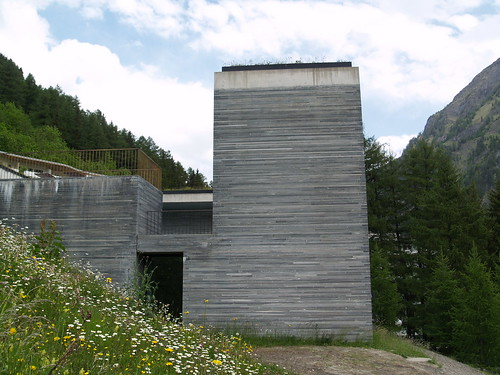 Therme 1994 1996 vals svizzera peter zumthor flickr for Therme vals vals svizzera